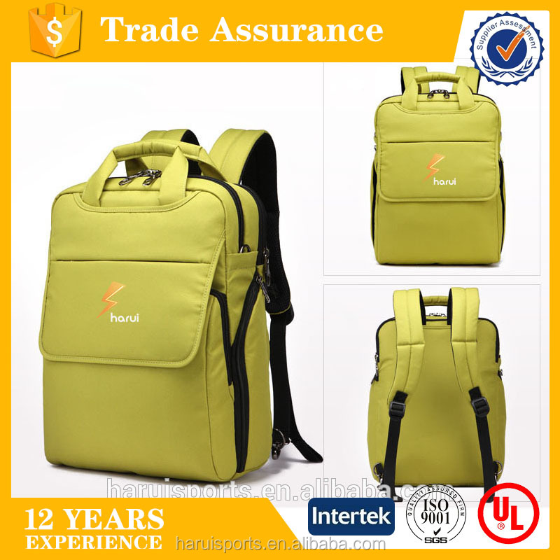 2016 factory wholesale business laptop backpack, daily backpack bag