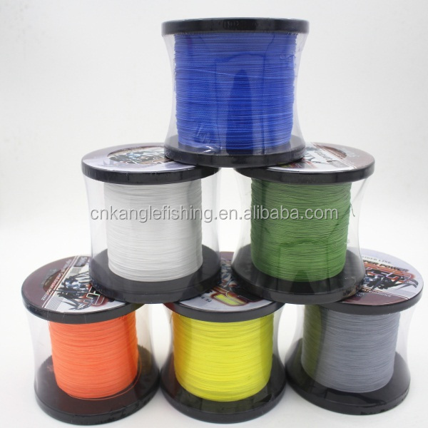500m PE Multifilament Braided Fishing Line Ocean Fishing Super Strong Dymeena PE Carp Fishing Line 10LB - 80LB