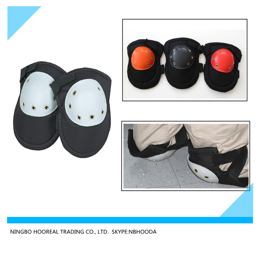 Knee Pads Industrial Hard polypropylene cap with comfortable foam padding
