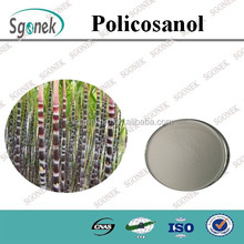 Top quality sugar cane wax extract octacosanol policosanol