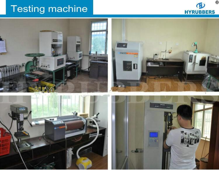 Testing machine