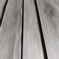 competitive black walnut wood veneer supply in china