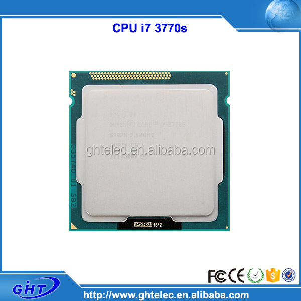 i7 3770s used cpu for sale