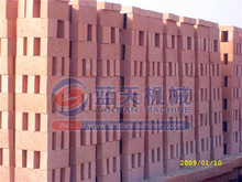 Technology Clay automatic Brick machine for brick making production line