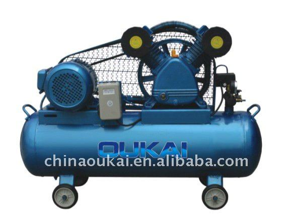 hot sale 5hp 250L belt-drive two pump Air compressor