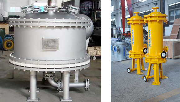 High Working Pressure Filter Separator With Great Price