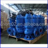 Submersible Axial-Flow Water Pump for Irrigation