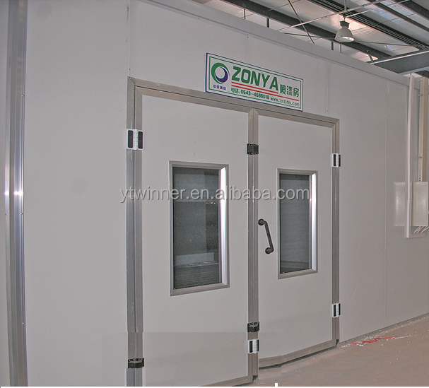 M3500 WINNER High Quality Furniture Spray Paint Booth for Cars
