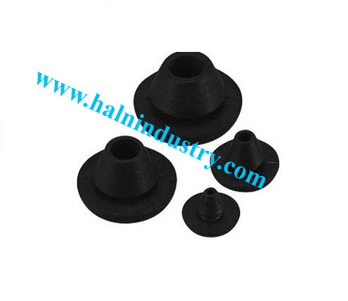 Molded Rubber Button Bumpers