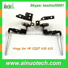 brand new laptop lcd Hinge for HP CQ57 630 631 laptop hinges bracket
