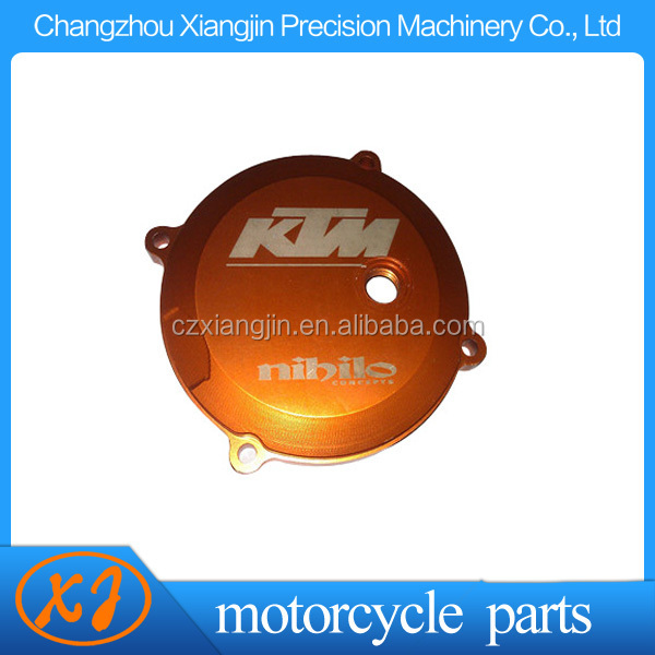 Aluminum alloy CNC Motorcycle Decorate Air Filter Cover