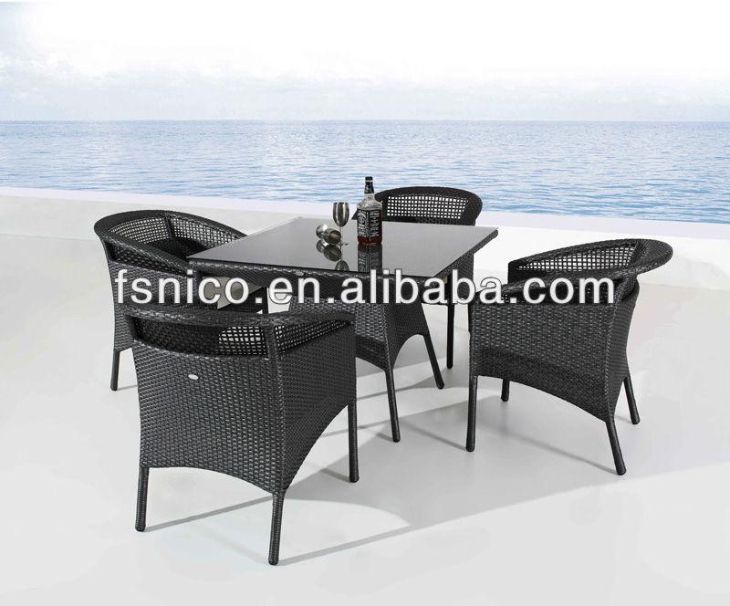 Tavoli e sedie per ristorante cafe bar attrezzi da giardino id prodotto 706286501 italian - Tavoli e sedie bar ...
