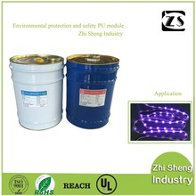 Clear Polyurethane Resin for electronic component sealant, LED soft light pouring encapsulation