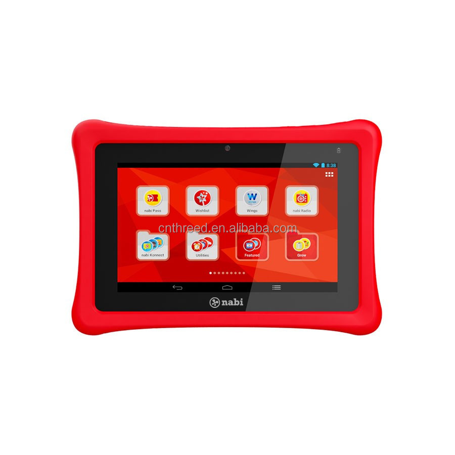 Nvidia fuhu 2s 7 inch 1280x800 HD kid tablet 1GB/16GB Quad-core 1.3GHz
