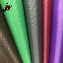 China factory 420D polyester oxford PU coated organic waterproof canvas fabric for tent