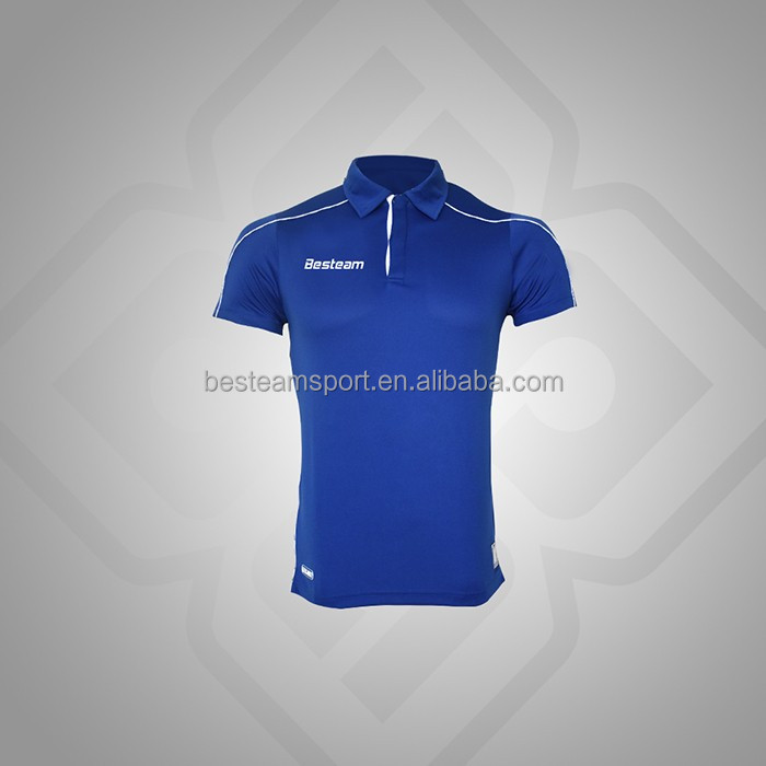 Smart breahable 100% Polyester polo shirt design for man clothes