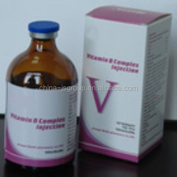 High quality vitamin b complex injection