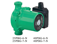 Energy Saving 40PBG-6-N hot water automatic boosting pump