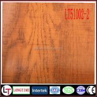 Guangdong self adhesive vinyl tiles for indoor pvc paper for pvc wall panel ceiling