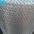 0.3mm-8.0m thick Aluminum Expanded Metal Grating (ISO9001Factory)