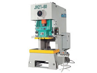 JH21-200t Air driven press machine, pneumatic press machine for metal plate With CE certification
