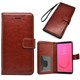 PU leather flip wallet stand case for Samsung J8 2018
