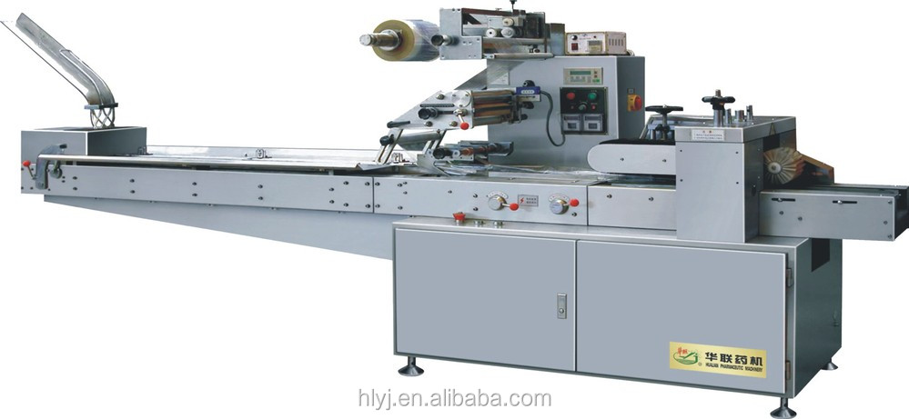 GZB-260 High Speed Horizontal Pillow Type Packing Machine