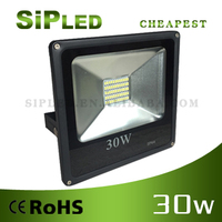 Outdoor SMD white color IP65 30W LED flood light for Philip type