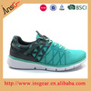 insgear china shoes factory 2015 OEM order running shoes for men