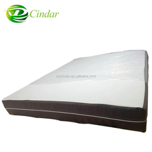 China supplier SGS certifiaction portable memory foam mattress