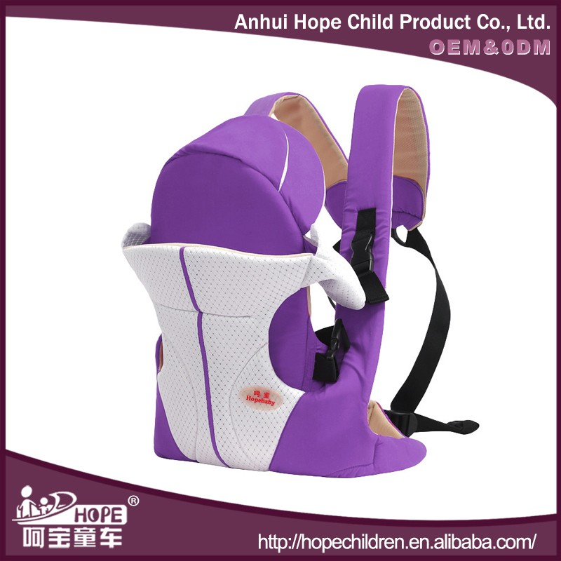 top quality adult using baby carrier when strolling shopping or travelling