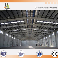 high quality steel frame portable warehouse in philippines