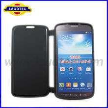 Fip Cover TPU Case For Samsung Galaxy S4 Active i9295