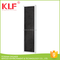 TVOC bacteria formaldehyde benzene removal replacement nano tio2 coating photocatalyst air purifier filter