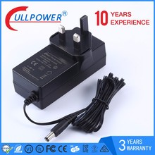 48W Series 12v 24V 36V 48V 1A 2A 3A 4A wall power adapter with UL FCC CE CB GS SAA PSE KC CCC etc