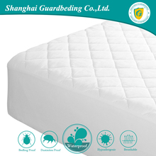 Luxury Quilted Waterproof Mattress Pad