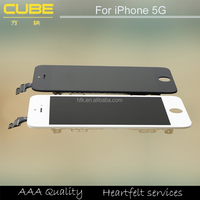 2015 cheap price lcd for iphone 5 lcd screen with 12 months warranty, for iphone 5 lcd, screen for iphone 5 accept paypal