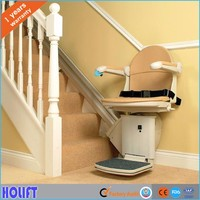 electric hydraulic power wheelchair stair lift factory directly sale
