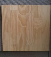 Pine wood finger joint board/ edge glued panel