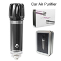 JO-6278 Portable Car Ionic Air Purifier Anion Car Air Cleaner