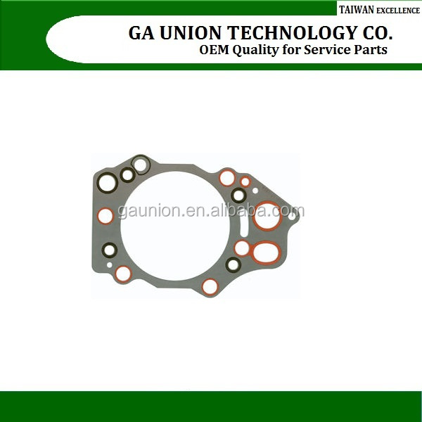 Forklift parts / Forklifts / forklift engine / Forklift GASKET 6210-17-1814 6D140 for ENGINE 4G63T