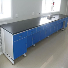NEW TYPE C-Frame Steel chemical medical lab Work bench with drawer / wheel