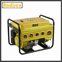 home use ac output 220V silent cheap price OHV new model hot type small 2000w to 5500w home generator