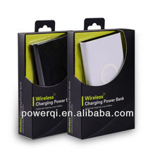 for Sumsung Galaxy S4 wireless charger power bank
