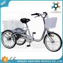 High quality top sale 3 wheeler cargo tricycle