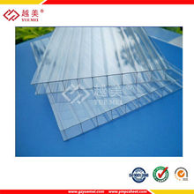 Transparent <span class=keywords><strong>De</strong></span> <span class=keywords><strong>Toiture</strong></span> En Polycarbonate Transparent En Plastique Feuilles