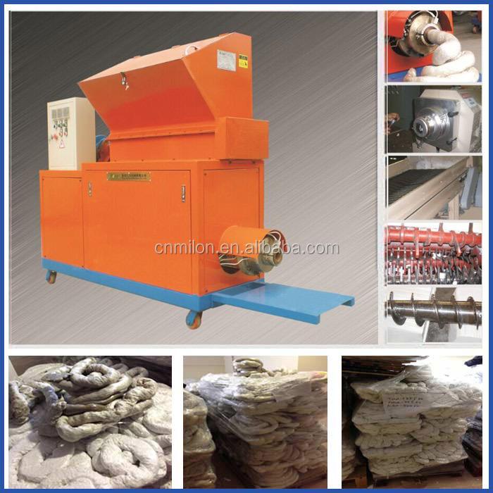 Best sale eps foam melting recycling machine buy eps for Electric motor recycling machine