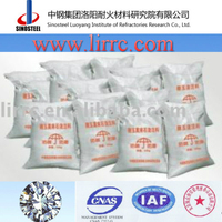 Corumdum mullite series cement refractory cement for Petrolchemical&Coal Chemical Industry