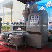 Popular integrated and completed sunflower seeds screw oil extractor