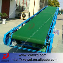 DY Large capacity fabric belt conveyor